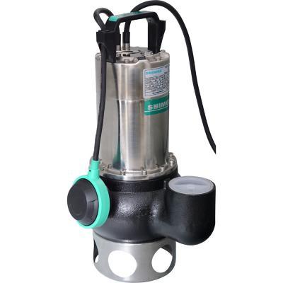 Electrobomba sumergible agua sucia 1HP 333 l/min