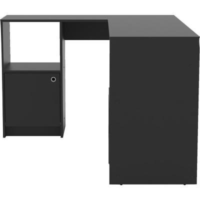 Escritorio 41x158x13 cm negro