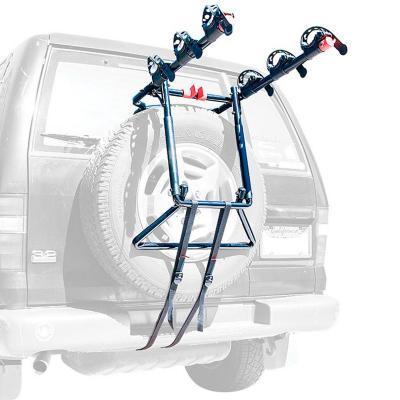 Porta bicicleta para vehiculo jeep 3 bicicletas