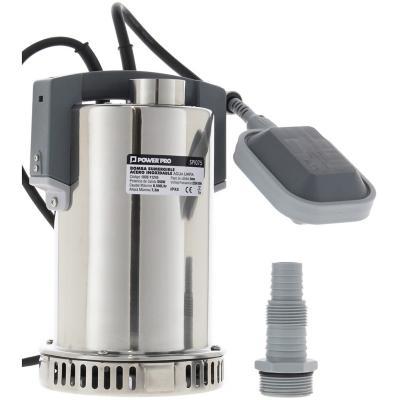Electrobomba aguas limpias y grises 0,75 HP 141 l/min