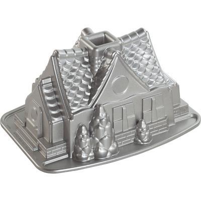 Molde aluminio 9 tazas casa