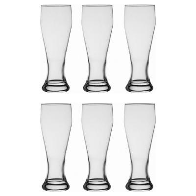 Set 6 garza vidrio 665 cc