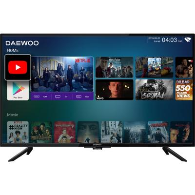 """Led 43""""  FHD Android Smart TV V750"""