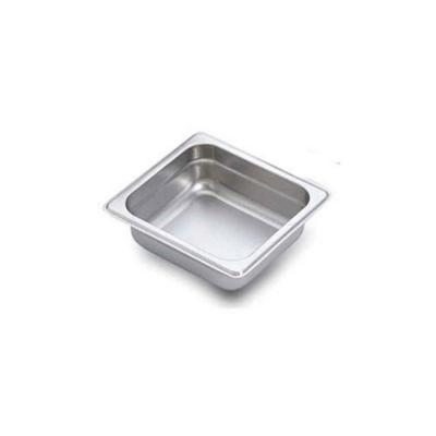 Contenedor gn acero inox. 1/1x 2,5 cm 3,6 litros