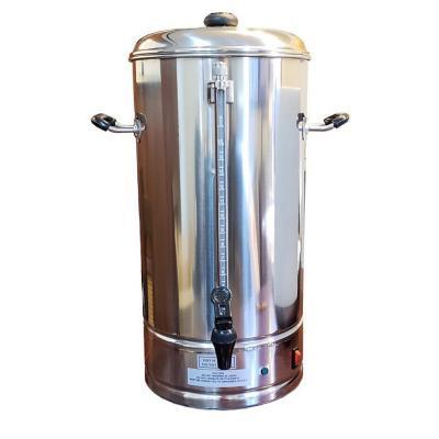 Percolador de café a inox. 15 litros 1500w