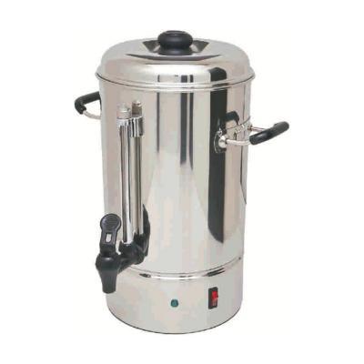 Termo hervidor de agua a inox. 10 litros 2000w