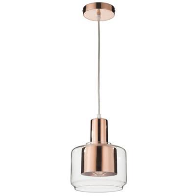 Lámpara colgante 1 luz E27