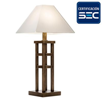 Lámpara mesa mosko 1 luz