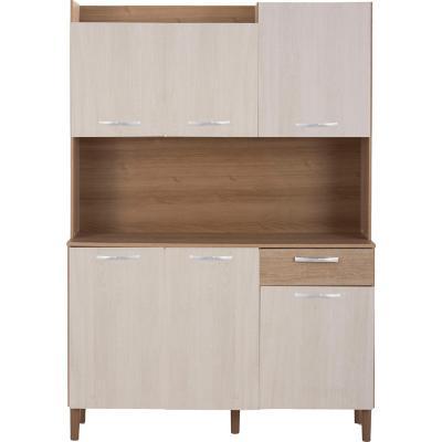 Kit mueble cocina 121,5x176x36,3 cm