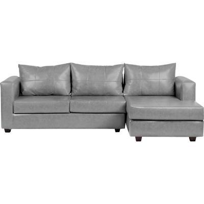 Seccional 265x130x95 cm gris