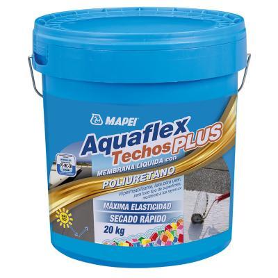 Impermeabilizante elástico para techos 20 kg