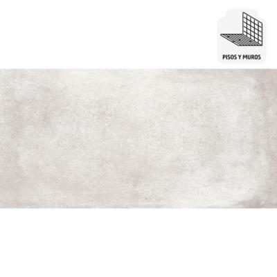 Porcelanato gris 50x100 cm 1,0 m2
