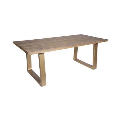 Mesa de comedor rectangular 220x95 cm