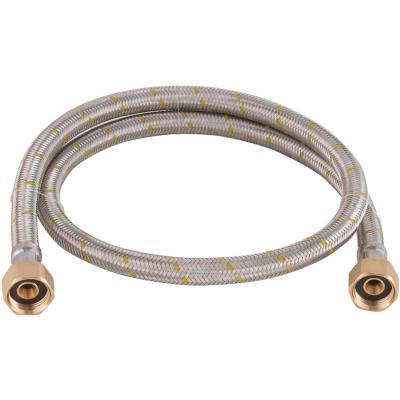 Flex gas HI-HI 1/2 x 1/2 100 cm c/Curva
