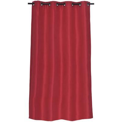 Cortina tela 140x220cm Original rojo