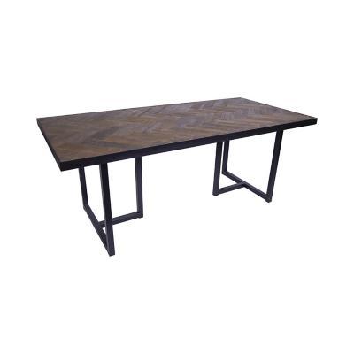 Mesa de comedor rectangular 200x95 cm