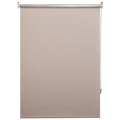 Cortina enrollable sun screen 5% apertura 180x250 cm palo rosa