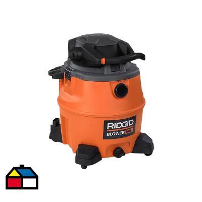Aspiradora polvo agua 60 lt + boquilla alfombra