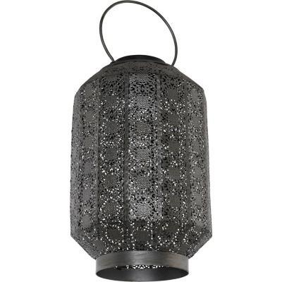 Lámpara de colgar acero H315 negro