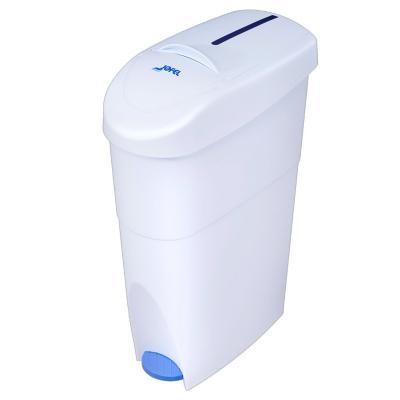 Contenedor higiénico de toallas femeninas