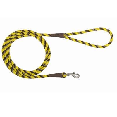 Correa para perro amarillo harvest