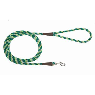 Correa para perro verde ivy