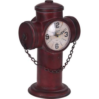 Reloj mesa hierro