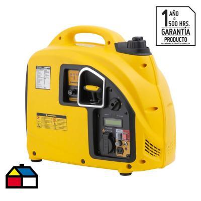 Generador eléctrico inverter a gasolina 2000W