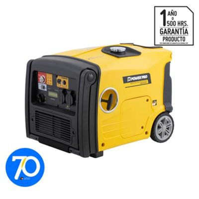 Generador eléctrico inverter a gasolina 3200 W