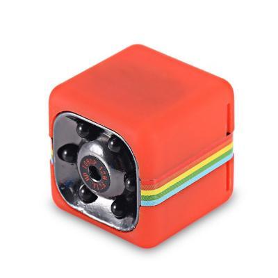 Mini camara hd 1080p con iluminación nocturna sq11