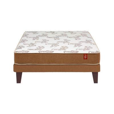 Cama europea basic dividida advance 2 plazas