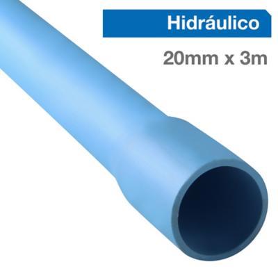 Tubo PVC-P 20mm x 3m PN-16 Cementar