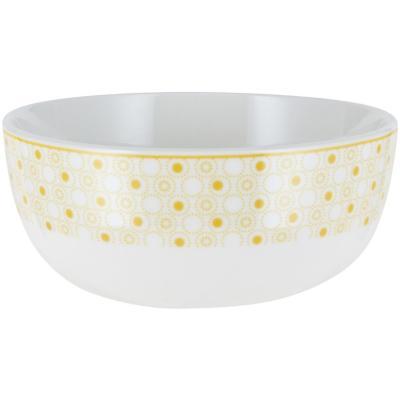 Bowl Swint diseño mostaza