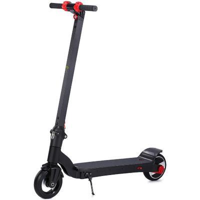 """Scooter aluminio 350 W 6,5"""" negro"""