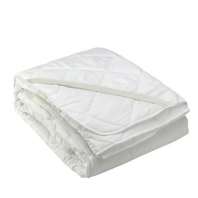 Cubre colchón elasticado superking blanco