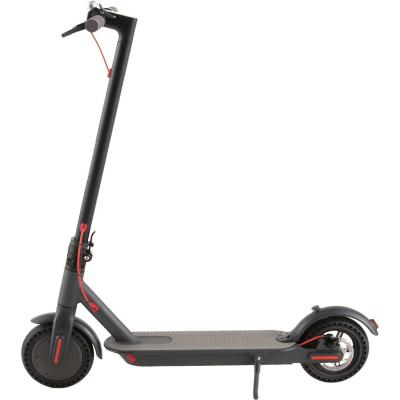 Scooter premium black