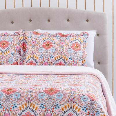 Quilt juvenil pasley sherpa 2 plazas