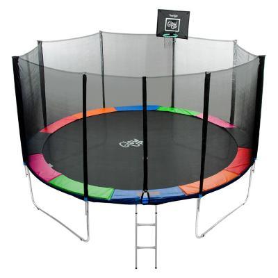 Cama elástica 12ft  3.66mt + set basketball