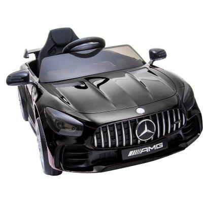 Auto a batería Mercedes Benz negro