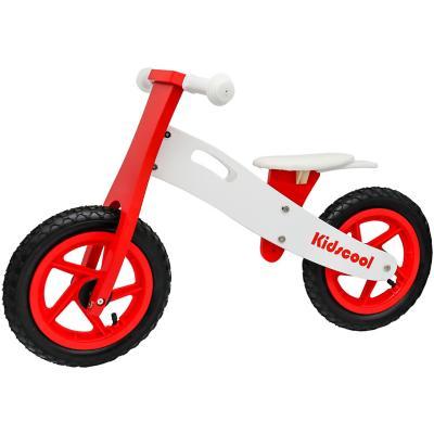 Bicicleta infantil de aprendizaje en madera aro 12
