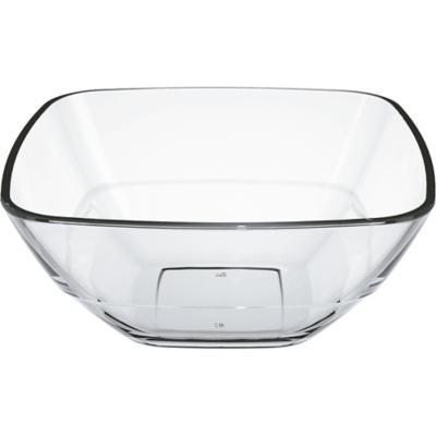 Compotera 5,5x12,5x12,5 cm transparente vidrio