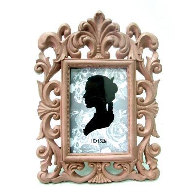 Marco foto romántico 10x15 cm