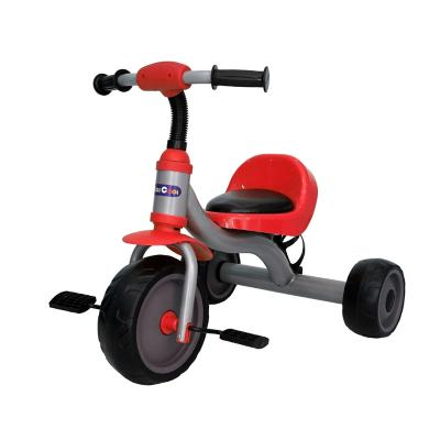 Triciclo infantil rojo