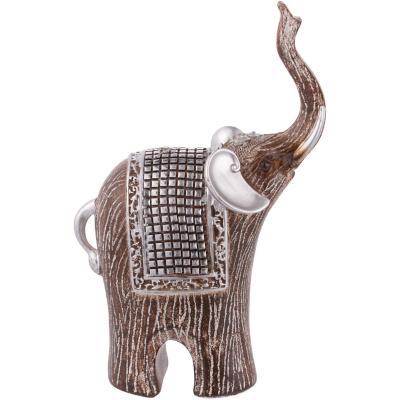 Elefante resina 23 cm