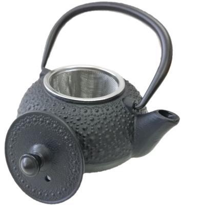 Tetera fierro fundido con filtro 0.4 litros
