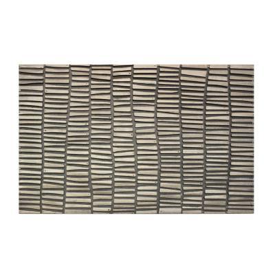 Limpiapiés siena bambú 45x75 cm
