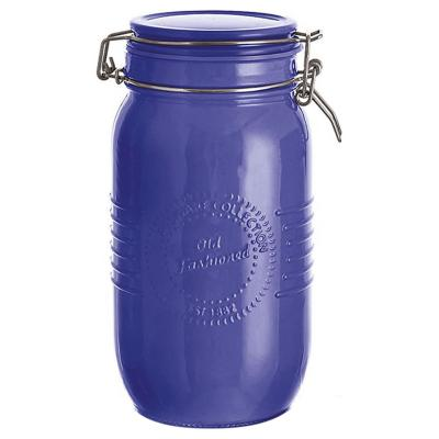 Canister 1,5 l vidrio