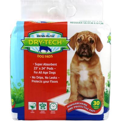 Carpeta sanitaria para perros 30 unidades