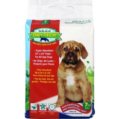 Carpeta sanitaria para perros 7 unidades