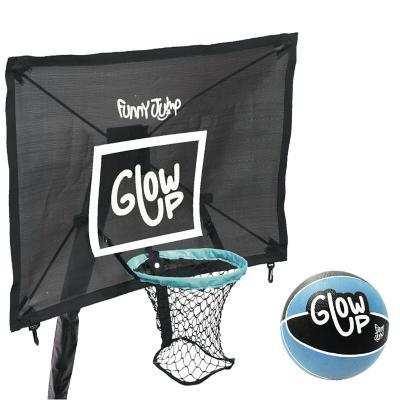 Set basketball para cama elástica